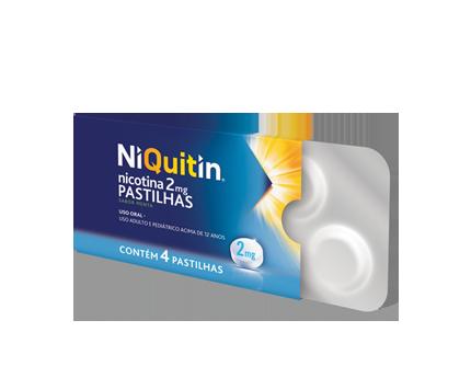 NiQuitin® Pastilhas
